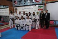 Third International Seminar on Technical Promotion in ITF Taeckwon-Do for men, Tehran, 24, 25 Dec. 2017